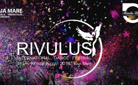 Rivulus International Dance Festival – în weekend dansul se mută în stradă