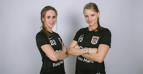 Două jucătoare de la CS Minaur au cerut rezilierea contractelor