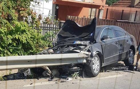 Accident în Tăuții de Sus