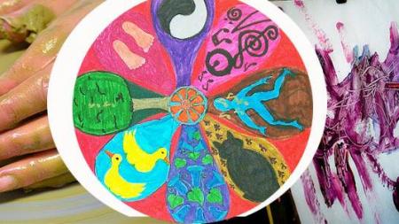 """În fiecare joi din vacanță: """"Dezvoltare personală prin artă pentru copii"""""""