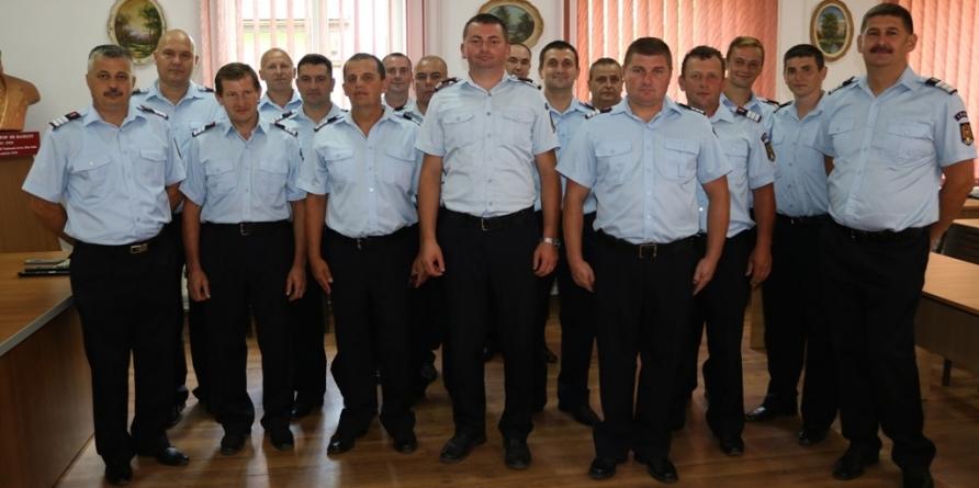 Ziua avansărilor în grad pentru nouă ofițeri și 72 de subofițeri  (GALERIE FOTO)