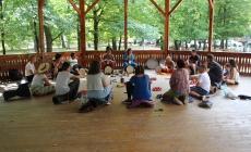 Experiențe aparte la Festivalul Nonformal – de la jonglerii până la teatru playback (GALERIE FOTO)