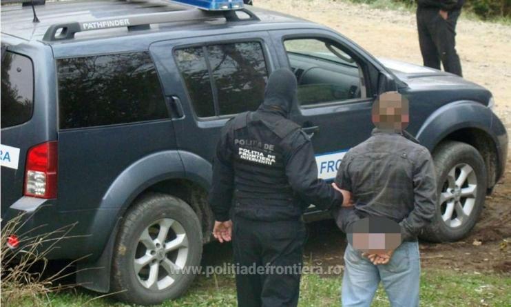Hoț cu mandat european de arestare prins de polițiști de frontieră din cadrul ITPF Sighet