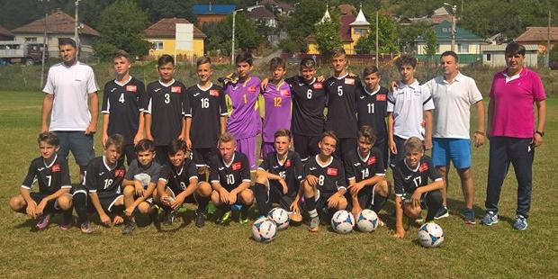 Maramureșul la a doua ediție a Turneului Speranțelor la fotbal juvenil