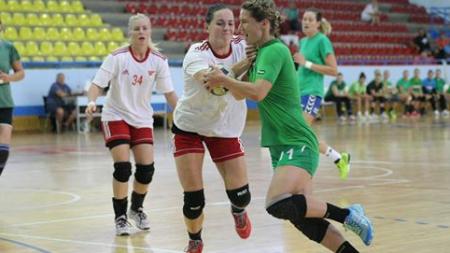 Meci de handbal Minaur – România!