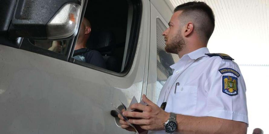 Mercedes furat din Italia, înmatriculat în Austria și adus de un maramureșean în România