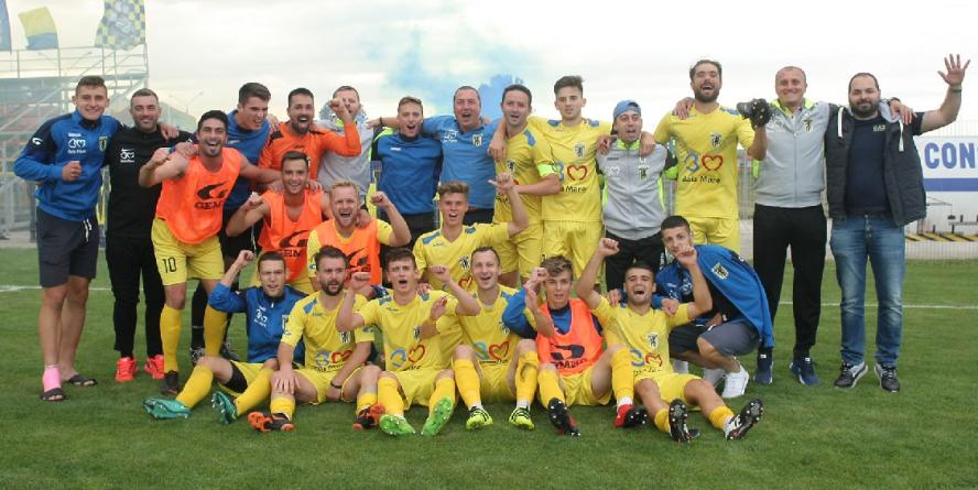 Minerul a câștigat meciul din Cupa României, cu Rapid Jibou