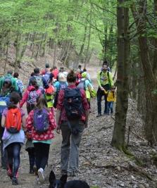 Program de drumeții pentru părinți și copii