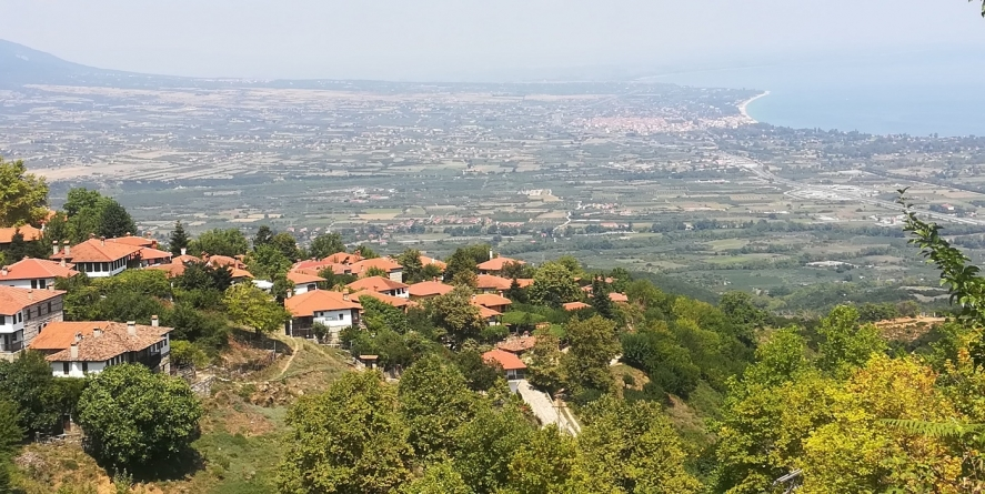 Jurnal de-o zi pe Muntele Olimp (GALERIE FOTO)
