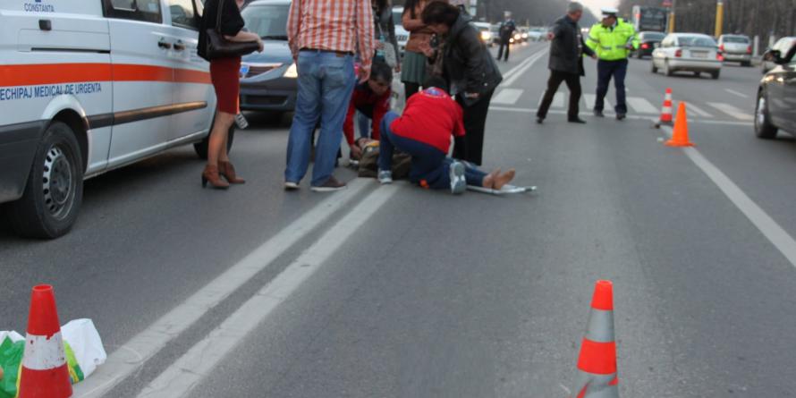 Persoane vulnerabile  –  victime ale accidentelor  rutiere