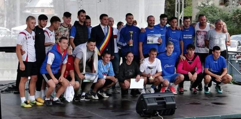 Fotbal și cros la Zilele Cavnicului