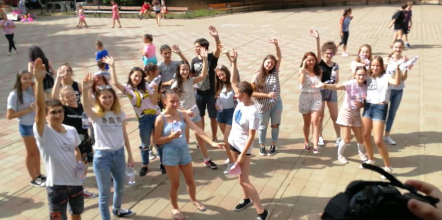 50 de persoane au participat la bătaia de ieri, din parc (VIDEO și GALERIE FOTO)