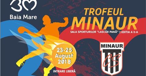 Trofeul Minaur – meciurile de vineri