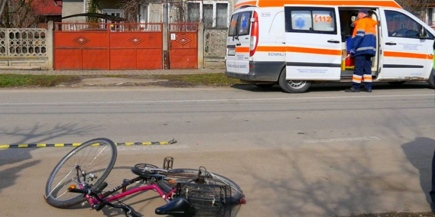 Accidentată mortal chiar de o ambulanță