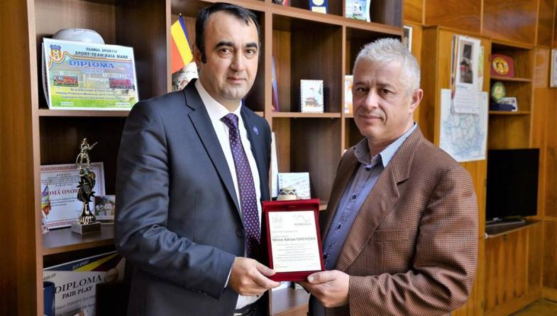 Inspectorul șef al ISU Maramureș pleacă la Sălaj