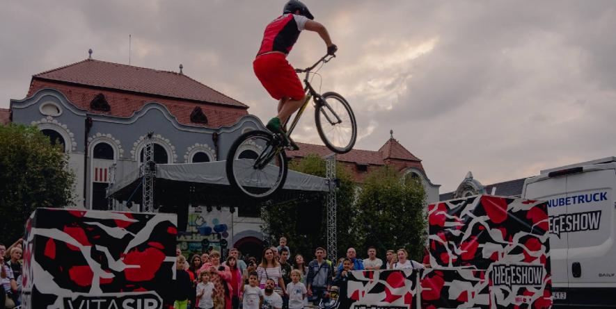 """S-a încheiat """"Főtér Fesztivál"""", un amplu eveniment socio-cultural al comunității maghiare băimărene (GALERIE FOTO)"""