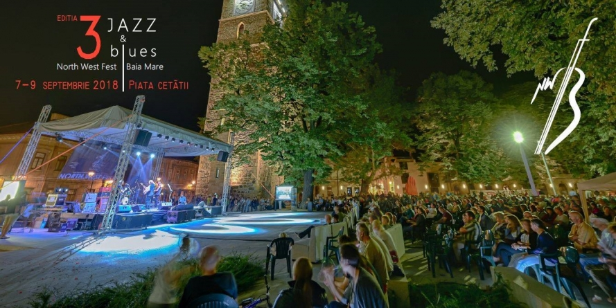 """North West Fest""- trei seri de de jazz & blues de calitate"