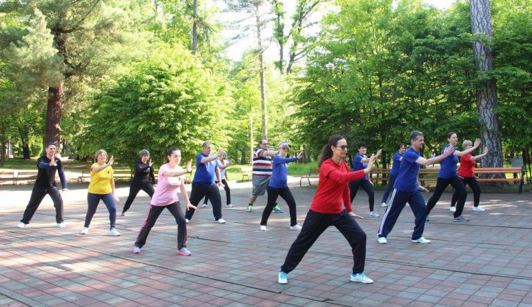 În Baia Mare se deschide un nou an la TAI CHI CHUAN