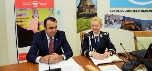 Traficul de persoane a lăsat urme și în Palatul Administrativ din Baia Mare