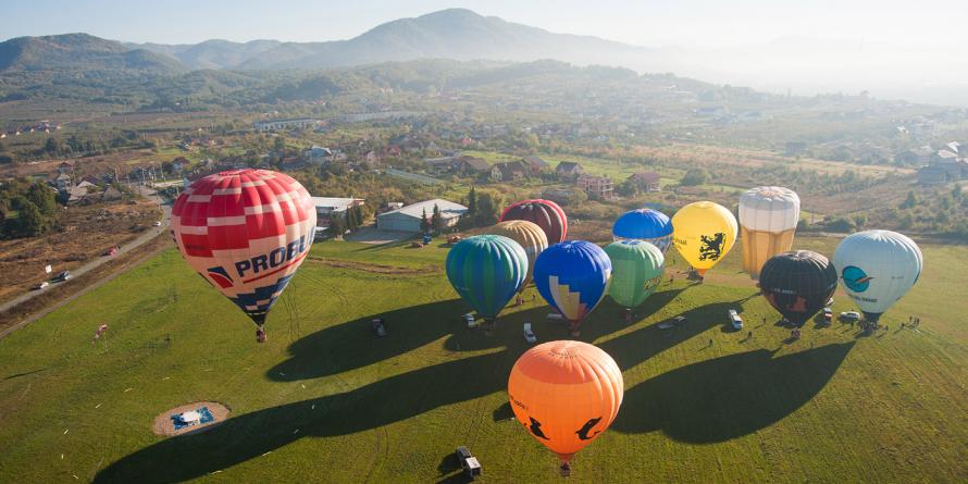 Program Balloon Fiesta 2018