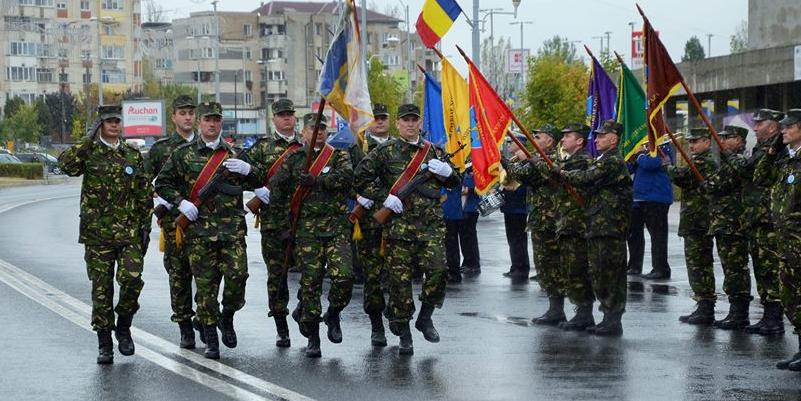 Ziua Națională a României sărbătorită în Baia Mare