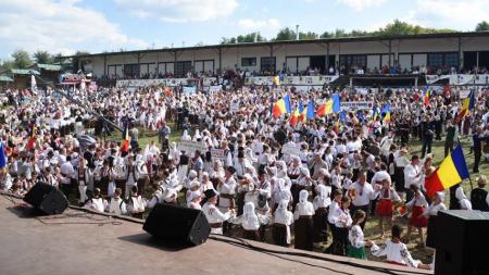 Maramureșul reprezentat fest la Centenar Fest (GALERIE FOTO)
