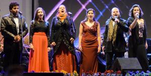 Vreme rece și scenă caldă la regalul de muzică clasică (VIDEO și GALERIE FOTO)