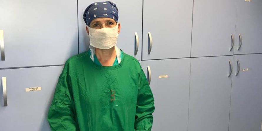21 de ani de chirurgie laparoscopică la Spitalul Județean din Baia Mare