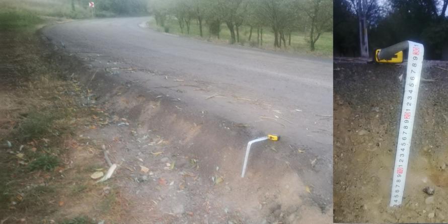 S-au schimbat șefi la drumul Baia Mare – Târgu Lăpuș, nu și starea de lucruri
