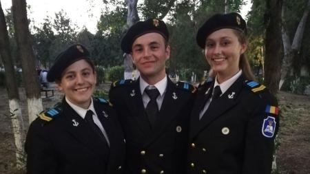 Elevi de elită maramureșeni au ales drumul marinei militare