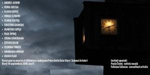"""Expoziția de fotografie """"Dincolo de timp"""""""