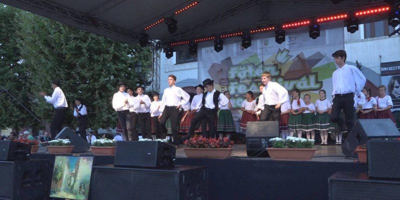 Programul Főtér Fesztivál – Baia Mare 2018