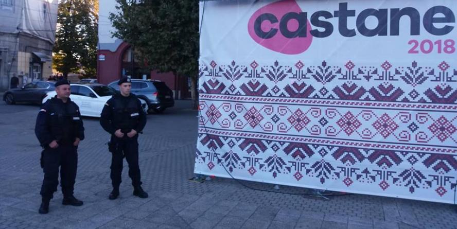 """Ce trebuie să faci la """"Castane 2018"""", dacă ești implicat într-un incident nedorit (GALERIE FOTO)"""
