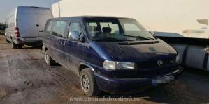 Lucrători ai ITPF Sighet au dat de urma unei mașini furate din Belgia
