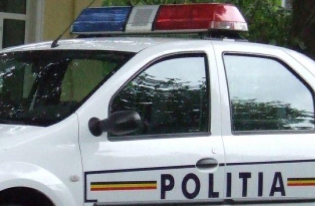 Substanțe toxice găsite de polițiști la o firmă