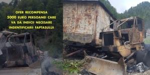 Se întâmplă în Maramureș: recompensă de 5000 de euro pentru identificarea unor răufăcători