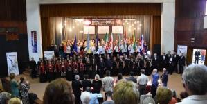Un regal coral la un festival internațional găzduit de Baia Mare