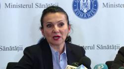 Sorina Pintea afirmă că, potrivit statisticilor, a scăzut numărul celor cărora li s-a pretins sau care au dat şpagă în spitale