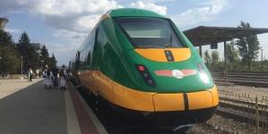 Tren privat de lux, cu bilet la preț de CFR, inaugurat pe relația Baia Mare – Timișoara (VIDEO și GALERIE FOTO)