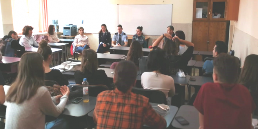 O întâlnire aproape colegială la un colegiu băimărean