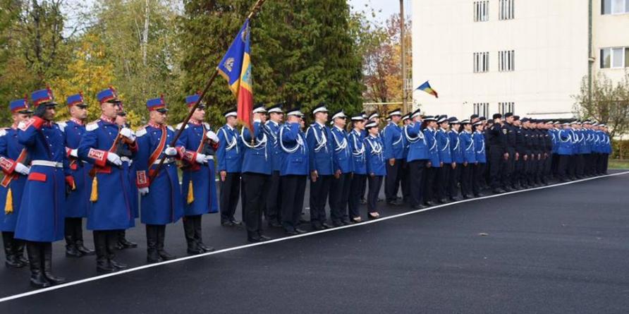 Mihai Viteazul – prezent, în felul său, la aniversarea a 50 de ani de la  înfiinţarea Jandarmeriei Maramureş (GALERIE FOTO)