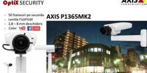 CAMERĂ SUPRAVEGHERE VIDEO AXIS P1365MK2