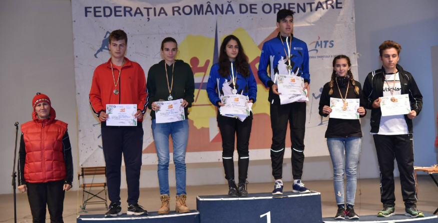 Trei competiții de orientare și multe medalii pentru sportivii maramureșeni (GALERIE FOTO)