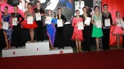 17 medalii de aur pentru dansatorii maramureșeni la Cupa Prodance (GALERIE FOTO)
