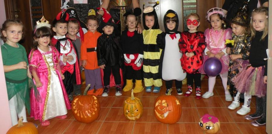 Invazie de Halloween