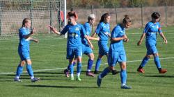 """9 goluri în doar 65 de minute și prima victorie din această ediție pentru """"domnițele râului"""""""
