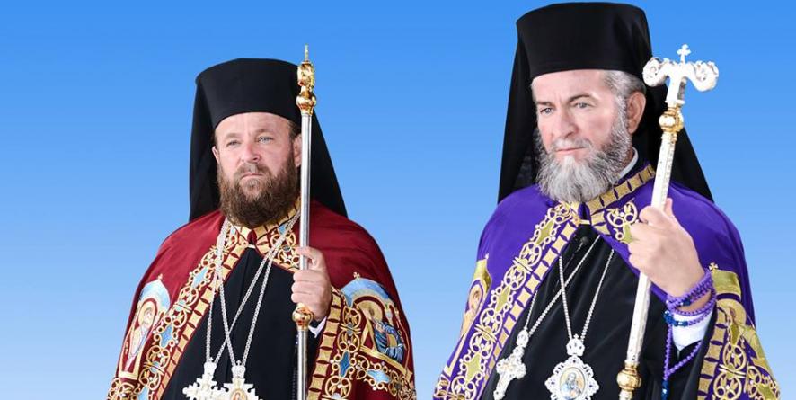 Unde predică și liturghisesc ierarhii Episcopiei Maramureșului și Sătmarului