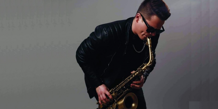 Seară de saxofon la Granitta Cafe