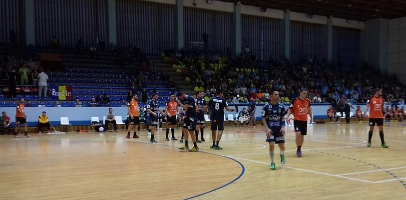Robert Nagy, jucătorul surpriză în victoria Minaurului împotriva celor de la CSU Suceava