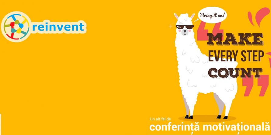 Conferință motivațională la CUNBM
